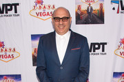 "Willie Garson arrives for the LA Premiere Of ""7 Days To Vegas"" at Laemmle Music Hall on September 21, 2019 in Beverly Hills, California."
