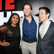 Mindy Kaling and Ike Barinholtz Photos