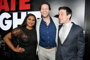 Mindy Kaling and Ike Barinholtz Photos Photo