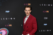 "Dan Stevens attends the LA Premiere Of FX's ""Legion"" Season 3 at ArcLight Hollywood on June 13, 2019 in Hollywood, California."