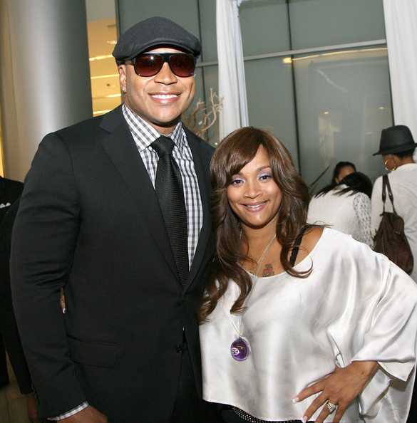 LL Cool J LL Cool J and wife Simone Smith attend Simone | Smith Fall Jewelry Collection Debut on Fashion's Night Out at Bloomingdale's on September 8, 2011 in Century City, California.