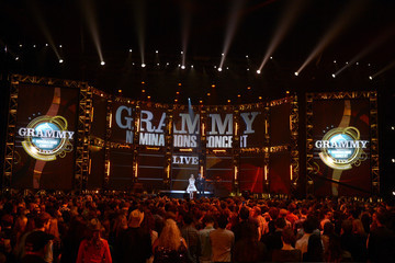 LL Cool J Taylor Swift The GRAMMY Nominations Concert Live!! - Show