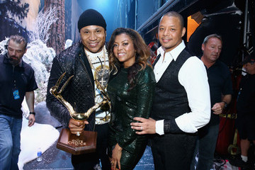 LL Cool J Spike TV's Guys Choice 2015 - Backstage and Audience