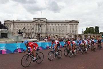 Jeremy Hunt LOCOG Test Events for London 2012 - Road Cycling