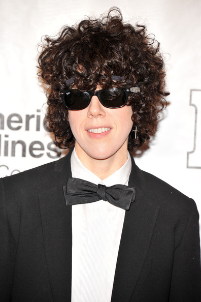 Songwriters Hall Of Fame 43rd Annual Induction And Awards - Arrivals [hair,eyewear,hairstyle,suit,tuxedo,formal wear,black hair,glasses,cool,chin,l.p.,awards,new york city,songwriters hall of fame,the new york marriott marquis,songwriters hall of fame 43rd annual induction and awards,induction]