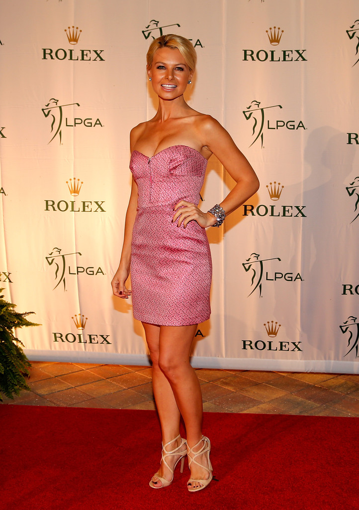 Win Mcmurry Photos Photos Lpga Rolex Players Awards Zimbio