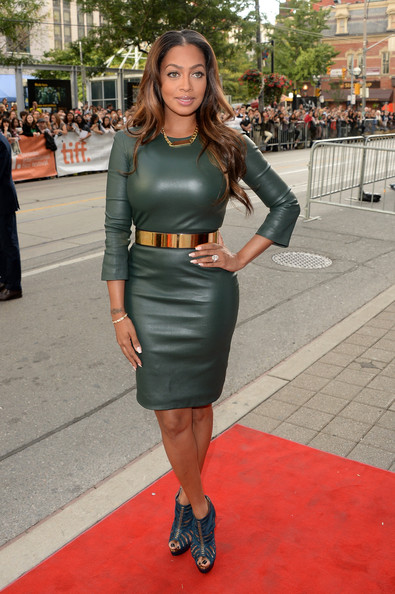 La La Anthony - '12 Years a Slave' Premieres in Toronto