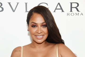 La La Anthony 26th Annual Elton John AIDS Foundation Academy Awards Viewing Party sponsored by Bulgari, celebrating EJAF and the 90th Academy Awards - Red Carpet