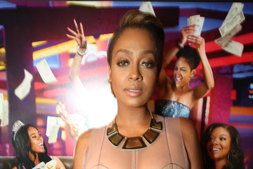 "La La Anthony Sony Pictures ""THINK LIKE A MAN TOO"" Miami Red Carpet Screening With Michael Ealy And LaLa Anthony"