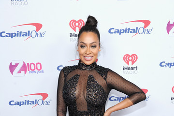 La La Anthony Z100's Jingle Ball 2016 - PRESS ROOM