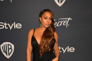 La La Anthony The 2020 InStyle And Warner Bros. 77th Annual Golden Globe Awards Post-Party - Red Carpet