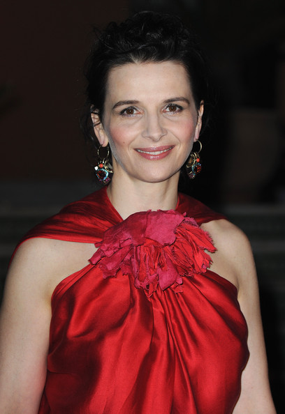 Juliette Binoche - Picture Actress