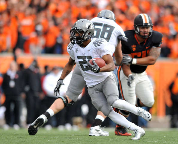 LaMichael James Pictures - Oregon v Oregon State - Zimbio