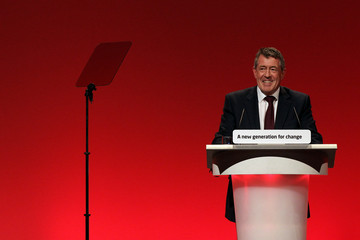 John Denham The Labour Party Hold Their Annual Party Conference - Day 6