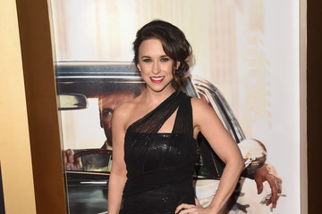 Lacey Chabert AMC Celebrates 'Mad Men' With The Black & Red Ball - Arrivals