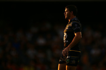 Lachlan Coote NRL Trial - Wests Tigers v Cowboys