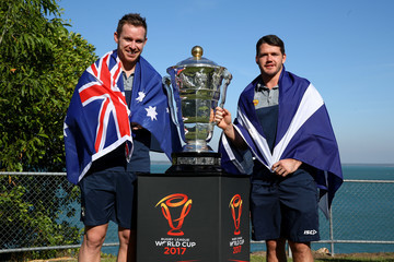 Lachlan Coote Rugby League World Cup Media Opportunity