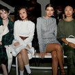 Lachlan Watson DUNCAN NYFW Spring/Summer 2022 Runway Show - Front Row & Backstage