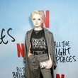 """Lachlan Watson Netflix Premiere of """"All the Bright Places"""""""