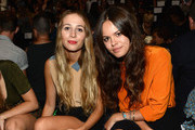 Harley Viera-Newton and Atlanta de Cadenet Taylor Photos Photo
