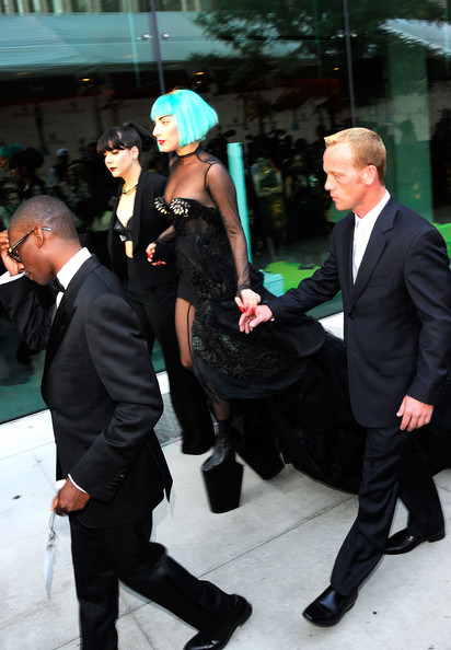 lady gaga 2011 cfda awards. 2011 CFDA Fashion Awards -