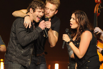 "Randy Montana Lady Antebellum ""Own The Night"" 2011 Tour Opening Night"