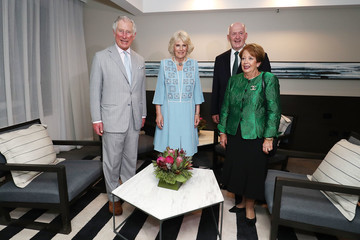 Lady Cosgrove Prince Of Wales And Duchess Of Cornwall Visit Queensland - Day 1
