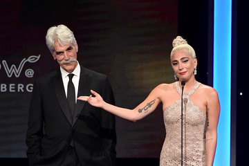 Lady Gaga 32nd American Cinematheque Award Presentation Honoring Bradley Cooper — Show