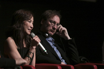 """Michelle Yeoh David Thewlis """"The Lady"""" Press Conference - 6th International Rome Film Festival"""