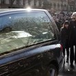 Laeticia Hallyday France National Tribute to Johnny Hallyday at La Madeleine Church in Paris