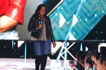 Laila Ali Celebs Come Together at WE Day California to Celebrate Young People Changing the World