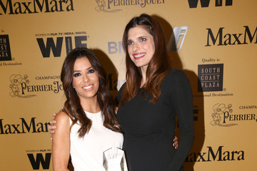 Lake Bell Inside the Woman in Film Crystal + Lucy Awards