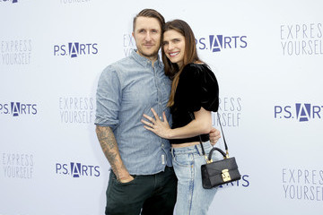 Lake Bell Scott Campbell P.S. ARTS Express Yourself 2019