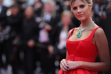 Lala Rudge 'Oh Mercy! (Roubaix, Une Lumiere)'Red Carpet - The 72nd Annual Cannes Film Festival