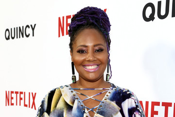 Lalah Hathaway Netflix's 'Quincy' Los Angeles Special Screening