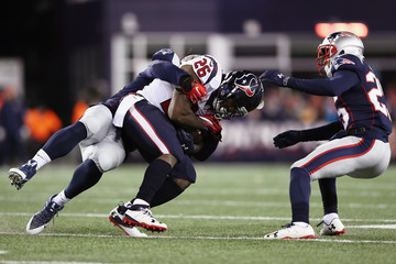 Lamar Miller Divisional Round - Houston Texans v New England Patriots