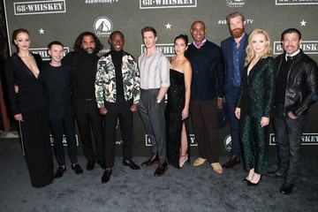 """Lamont Thompson Premiere Of Paramount Pictures' """"68 Whiskey"""" - Arrivals"""
