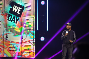 Lamorne Morris Ciara, Martin Luther King III, Jordan Smith, Paula Abdul, Nico & Vinz And J.R. Martinez Come Together At WE Day Illinois To Celebrate The Power Young People Have To Change The World