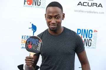 "Lamorne Morris Clayton Kershaw's 2nd Annual Ping Pong 4 Purpose Charity Event Benefiting ""Kershaw's Challenge"" - Arrivals"