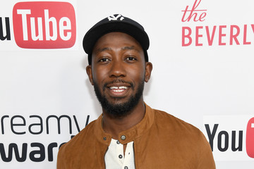 Lamorne Morris The 6th Annual Streamy Awards Hosted by King Bach and Live Streamed on YouTube - Red Carpet