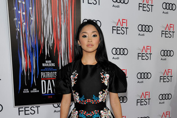 Lana Condor AFI Closing Night Screening of 'Patriot's Day'