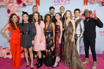 """Lana Condor Anna Cathcart Premiere Of Netflix's """"To All The Boys: P.S. I Still Love You"""" - Arrivals"""