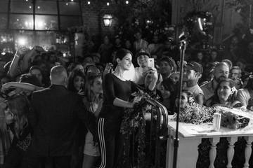 Lana Del Rey Spotify Performance with Lana Del Rey's New Album 'Lust For Life'