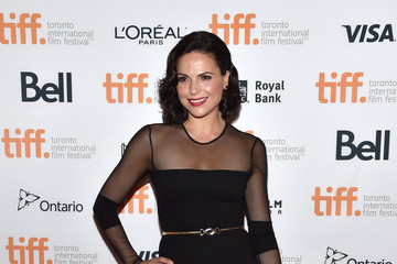"Lana Parrilla ""Top Five"" Premiere - Arrivals - 2014 Toronto International Film Festival"