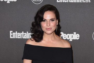 Lana Parrilla 2016 Entertainment Weekly & People New York Upfronts VIP Party