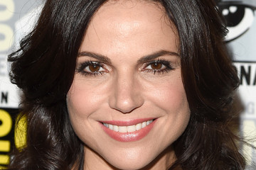 Lana Parrilla The 'Once Upon A Time' Press Room at Comic-Con International 2015