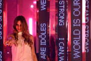 A general view of atmosphere during the Lancôme announces Zendaya as face of new Idôle fragrance at Palais D'Iena on July 02, 2019 in Paris, France.