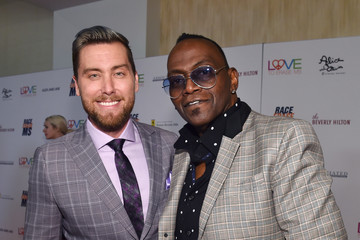 Lance Bass 25th Annual Race To Erase MS Gala - Red Carpet