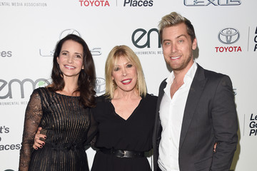 Lance Bass 24th Annual Environmental Media Awards Presented By Toyota And Lexus - Arrivals