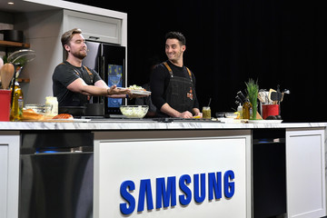 Lance Bass Food Network & Cooking Channel New York City Wine & Food Festival